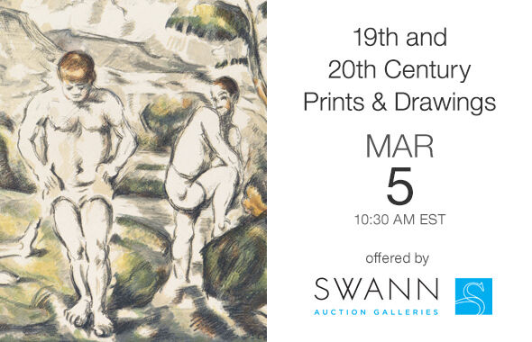 19th & 20th Century Prints & Drawings