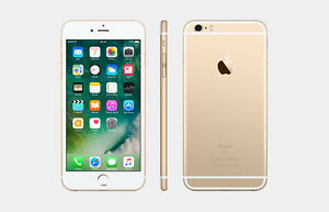 Gold Iphone 6S PLUS Unlocked 64g
