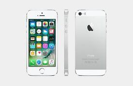 iPhone 5s unlocked silver