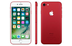 IPhone 7 128GB Unlocked (Product Red)