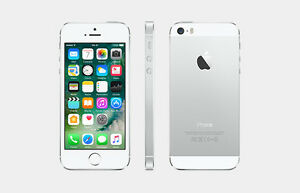****FOR SALE WHITE IPHONE 5S 16GB****