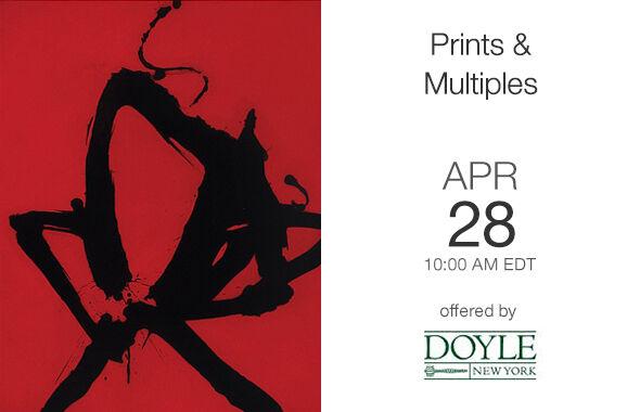 Prints & Multiples