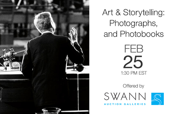 ART & STORYTELLING: PHOTOGRAPHS & PHOTOBOOKS