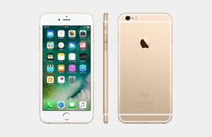 IPHONE 6s Plus 64g with Bell