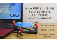 How will you build your software to protect your business?