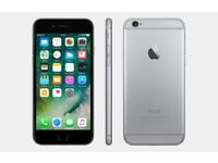 iPhone 6 128GB in a good condition unlocked