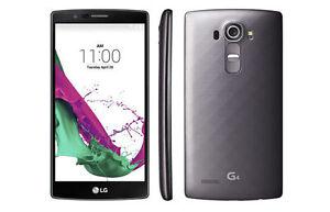 Bell/Virgin LG G4