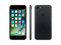Apple iPhone 7 black 32gb