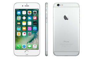 WHITE IPHONE 6 16gb // BELL - VIRGIN