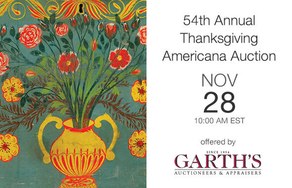 54th Annual Thanksgiving Americana Auction