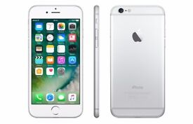 iPhone 6...silver...16gb..mint condition...check out other items for more.