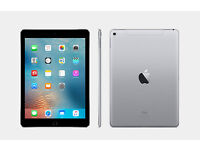 Immaculate IPAD PRO Grey 9.7 32GB 3G 4G Cellular Unlocked, boxed, accessories, Warranty April 2017