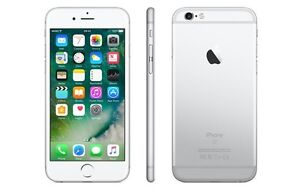 Apple iPhone 6s Silver 16GB BELL