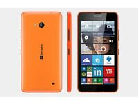Microsoft Lumia 640. boxed and original charging cable. £70. Giffgaff/02/Tesco