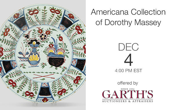 Americana Collection of Dorothy Massey