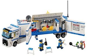Lego City 60044 - Mobile Police Unit