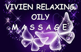 ***!Relaxing oily massage with Vivien close to the center!***