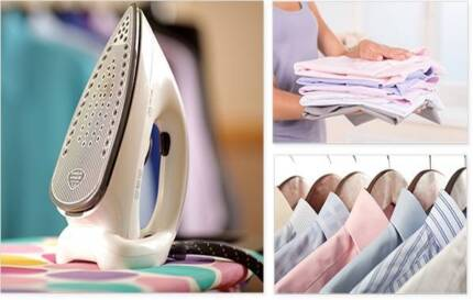 professional ironing service comes to your doorstep