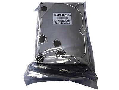 250gb 7200rpm 8mb Cache Ata/100 (ide) Pata 3.5 Hard Drive W/1 Yr Warranty -