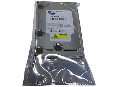 250gb 7200rpm 8mb Cache Sata2 3.5 Desktop Hard Drive (free Shipping)