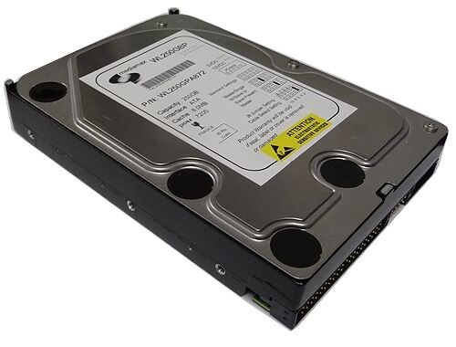 250gb 7200rpm 8mb Cache 3.5 Pata/ide Internal Desktop Hard Drive For Pc