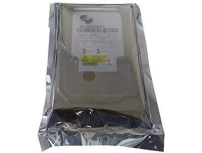 750gb [64mb Cache] 7200rpm Sata2 3.5 Desktop Hard Drive For Pc/mac/cctv/dvr