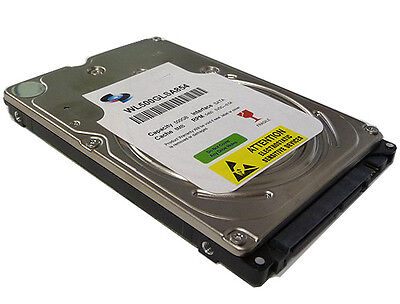 "New 500GB 8MB Cache 5400RPM SATA 2.5"" Hard Drive -For any SATA Laptop / PS3 OK on Rummage"