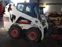 Used Bobcat S185 Skid Steer Loader (S/N R1050) Dubbo Area Preview