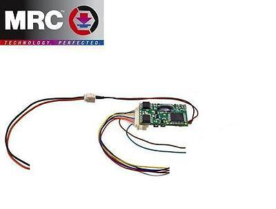 MRC 16 Bit Universal Light Steam HO DCC Sound Decoder 112500