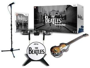Beatles Rock Band Limited Edition