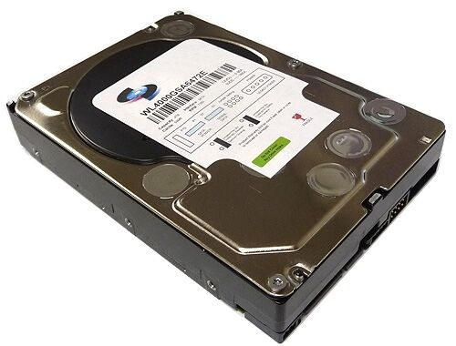 "WL 4TB 64MB Cache 7200RPM (Enterprise Grade) SATA 6Gb/s 3.5"" Internal Hard Drive"