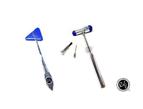 US Seller - EMI Taylor & Buck Medicas Neurological Reflex Hammer - 2 Hammer Set