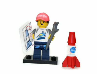 LEGO 71027 Minifigure Series 20 - Space Fan (Brand New & Sealed)