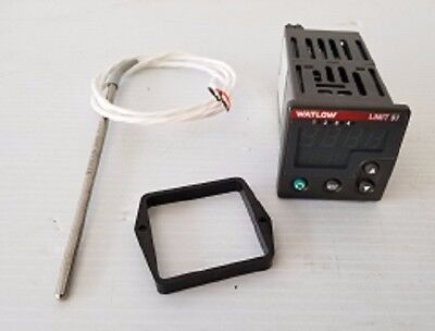 Watlow 97 Temperature Controller With Probe