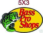 Bass Pro Shop Decals