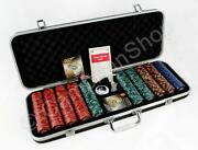 James Bond Poker Set