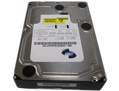 "New 1TB 7200RPM 64MB Cache SATA3 3.5"" Hard Drive for PC/Mac, CCTV DVR ,NAS, RAID"
