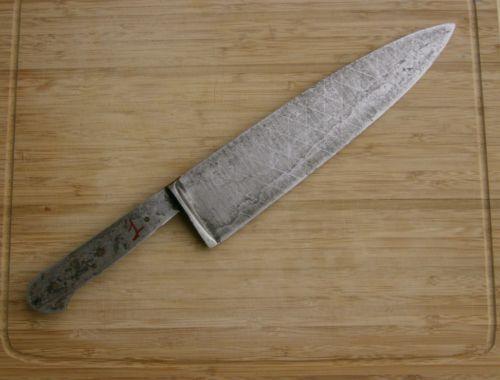 sabatier chef knife cutlery ebay. Black Bedroom Furniture Sets. Home Design Ideas