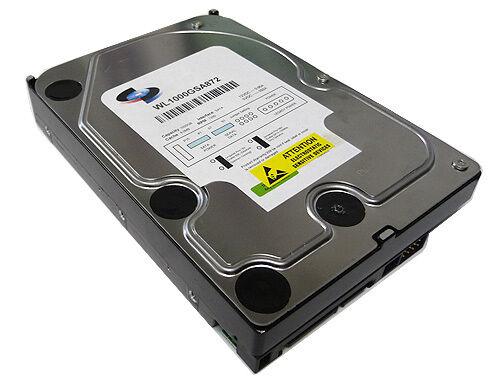"""WL 1-Terabyte (1TB) 7200RPM 8MB Cache SATA 3.0Gb/s 3.5"""" Desktop Hard Drive"""