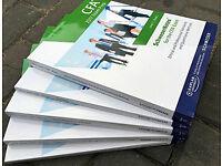 Kaplan CFA Level 1 2017 Books - NEW - £60 - Bristol
