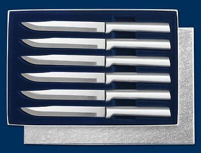 RADA CUTLERY S06 SIX UTILITY/STEAK KNIVES Premium SET MADE IN USA