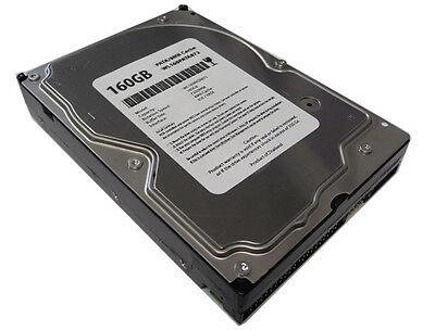 New 160GB 2MB 7200RPM IDE PATA Ultra ATA/100 3.5