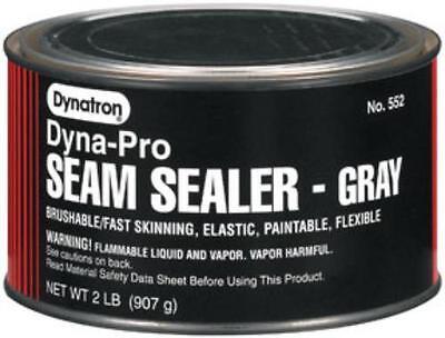 Dynatron Bondo Bnd-552 Dynatron Gray Seam Sealer Quart