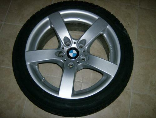 bmw 335i rims tires ebay. Black Bedroom Furniture Sets. Home Design Ideas