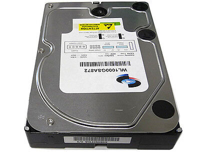 """New 1-Terabyte (1TB) 7200RPM 8MB Cache SATA 3.0Gb/s 3.5"""" Desktop Hard Drive"""