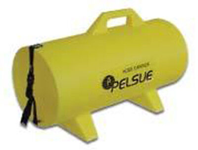 Pelsue 3015p Poly Can 15 Pelsue Hdpe Canister With Handle For Hose Storage