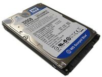 320GB SATA Hard Drive