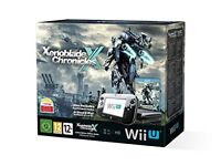 Limited Edition Wii U Xenoblades Chronicles console