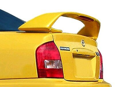Mazda Protege Rear Wing Spoiler Primed OE Style with LED 1999-2003 JSP 339130