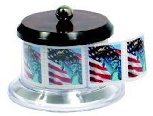 postage stamp dispenser ebay. Black Bedroom Furniture Sets. Home Design Ideas